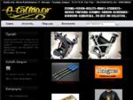 Ηλεκτρονικό κατάστημα e-tattoo - τα πάντα για το tattoo, προϊόντα tattoo. - Τα πάντα για το tattoo