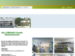 Elektrotechnik Hillebrand GmbH, Brilon Messinghausen