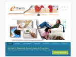 www. e-therm. gr - Αυτόνομη Θέρμανση | Φωτοβολταϊκά Συστήματα