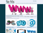 e-Vis Web Design Company Surrey - Home Page
