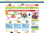 Internetowy Sklep z zabawkami i art. dla dzieci e-zabawkowo. pl