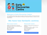 Early Discoveries Centre | South Auckland | Early Childhood Education | 20 free hours - Early Di