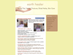 earth healer - Home Page