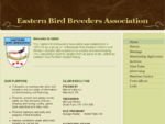 Eastern Bird Breeders Association