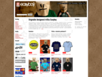 Originální designová trička Easyboy
