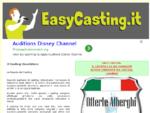 EASY CASTING . IT - Il Casting Descrizione