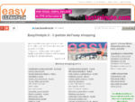 Easy Lifestyle il portale dell easy shopping
