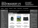 ARMY - ERÄ - RETKEILY - Vaatteet ja varusteet - SIURON EASYMARKET