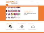 easyMAX | Prepaid Telefonkarten Automaten, Automatici per la vendita di prepagate telefoniche, Di