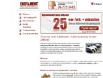 Autovuokraamo Helsinki Easyrent Autonvuokraus Helsingissä edullisesti
