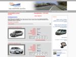Automobilių nuoma Car rental