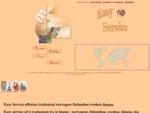 Easy Service. Traduzioni norvegese finlandese svedese danese