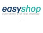 easyshop. lt - Domenai, domenų registravimas - UAB Interneto vizija