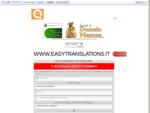 Easy Translations Agenzia Traduzioni