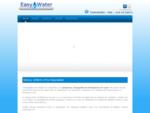 φιλτρα νερου - φιλτρο νερου - αποσκληρυντες νερου - αντιστροφη οσμωση - επεξεργασια νερου