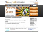 Turinio valdymo sistema TVS easywebmanager