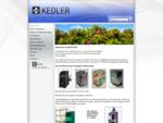 Kedler, Kedelanlæg, Pilleunit og Akkumuleringstanke i Karlslunde - EB Kedler