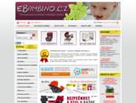 eBambino. cz - Váš obchod s dětským zbožím