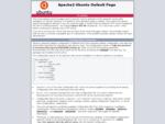 Apache2 Ubuntu Default Page It works