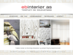 eb interiør tekstiler og solskjerming i Bergen