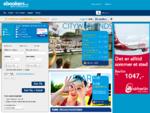 Billige reiser hos www. ebookers. no - Stort utvalg av flybilletter