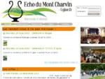 Harmonie d'Ugine - Echo Du Mont Charvin - Accueil