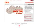 ECHO Noviny - novinky z regiónov zadarmo do vašej schránky