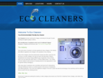 Calgary Dry Cleaners - Eco Cleaners - Environmentally Friendly Dry Cleaning - Calgary, AB