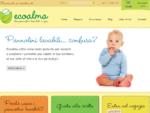 Pannolini lavabili - Ecoalma - Vendita pannolini lavabili. Consulenza pannolini ecologici. - ecoalma