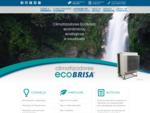 Climatizador de Ar Industrial, Climatizadores Evaporativos Ecobrisa