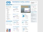 Ecocky. cz - kontaktní čočky online