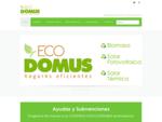Ecodomus Hogares Eficientes