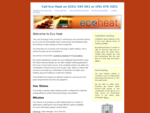 Your underfloor heating and pool heating specialists