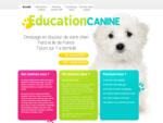 école du chiot et du chien Education canine à domicile - Le spécialiste du dressage en douceur