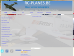Home - RC-PLANES. BE