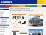 Ecomat - Distributeur de Matriel Outillage pour BTP, Btiment, Travaux Publics et Industrie