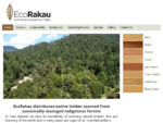 Native Timber Sustainably Managed Forests Rimu Totora Matai Tawa Red Beech Silver Beech Kahikatea Bl