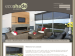 Welcome to Ecoshade | Ecoshade Blinds