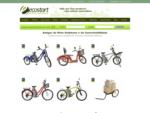 Bicicletas Elétricas e Triciclos Elétricos Ecostart
