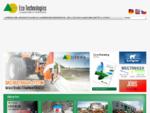 Kommunalmaschinen von Eco Technologies | IceFighter, Multiwash, Kehrmaschinen, Streuer, Gras- und La