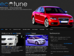 Ecotune - economy tuning and performance tuning for cars