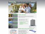 ecoway - niezależny doradca energetyczny, koszty ogrzewania, dom ekologiczny ceny pompy ciepła i k