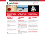 ECPAT Child Alert - Home