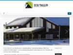 Kaasaegseim ratsakeskus Eestis | Ecu Tallid