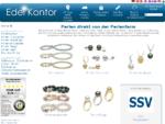 Perlen, Perlenschmuck, Perlenketten und Schmuck Edelkontor