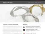Goldschmied München - Edel und Metall