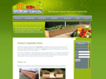 Edible Beds - Organic Raised Vegetable Garden