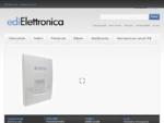 Edi Elettronica - Negozio On Line - Antifurti - Videosorveglianza - Elettronica per privati ed ...