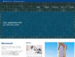 Edil Andrisani materiali per edilizia - Montescaglioso - Visual Site