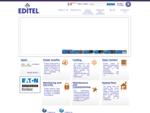 Editel - Power Quality, Data Centers, Enfriamiento, Monitoreo, Seguridad, Servicio y Mantenimie